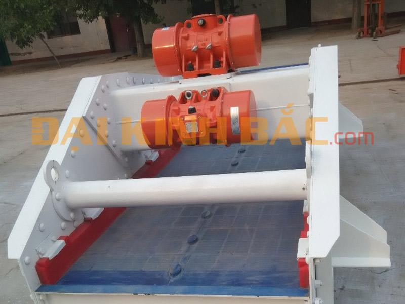 Động cơ rung dùng cho máy tách bùn