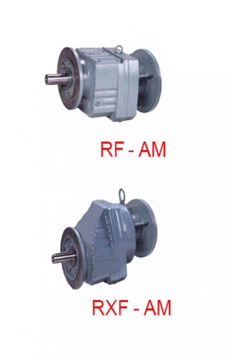 Hộp số rời motor giảm tốc tải nặng RF series: