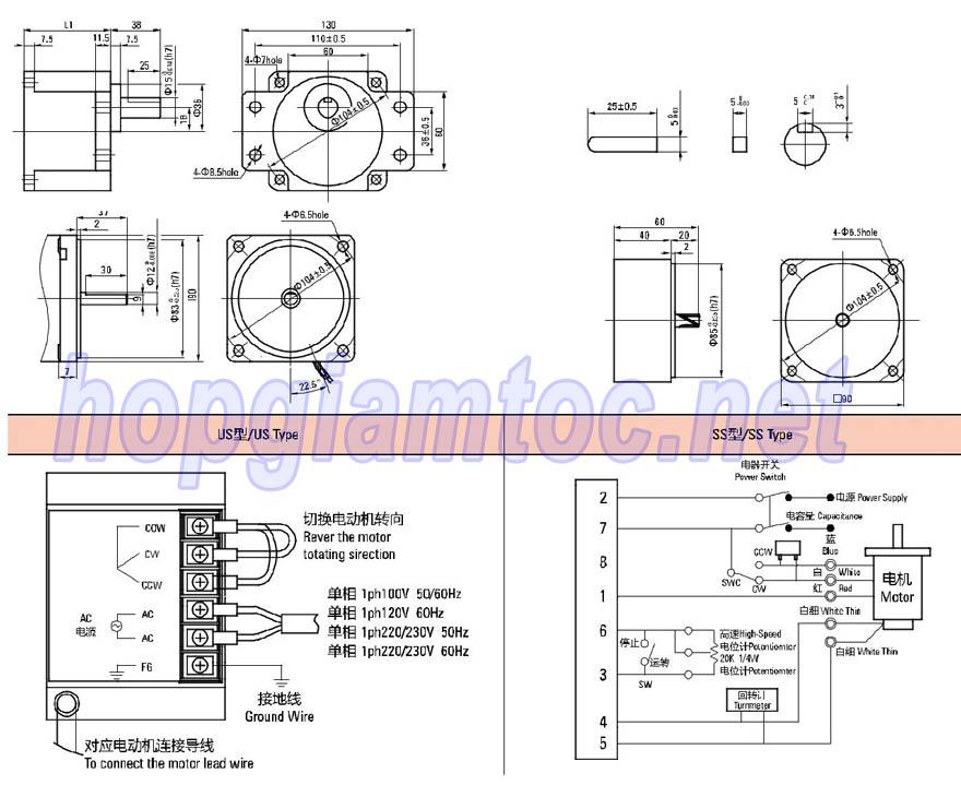 Speed control motor 60w 5IK60RGU-CF, 5IK60RGU-C, 5IK60RGU-C, 5IK60RGU-A, 5IK60RGU-E, 5IK60RGU-H, 5IK40RA-C, 5IK40RA-A, 5IK40RA-E, 5IK40RA-H,