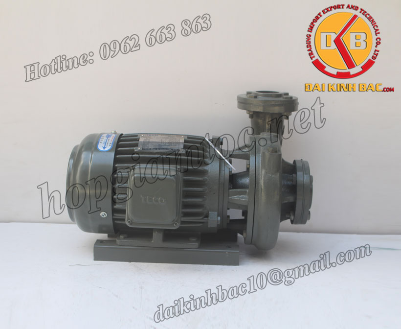 Bơm nước Teco G37-50-2P-7.5HP-5.5KW