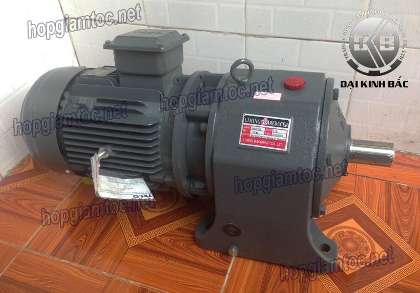 Đầu liming hb 201 lắp motor điện