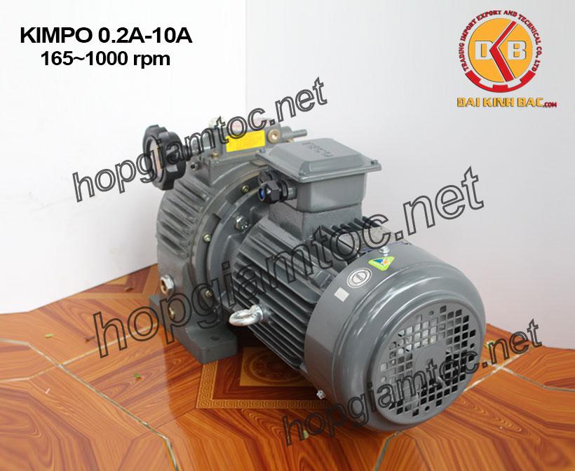 Hình ảnh động cơ điều tốc Kimpo 165~1000