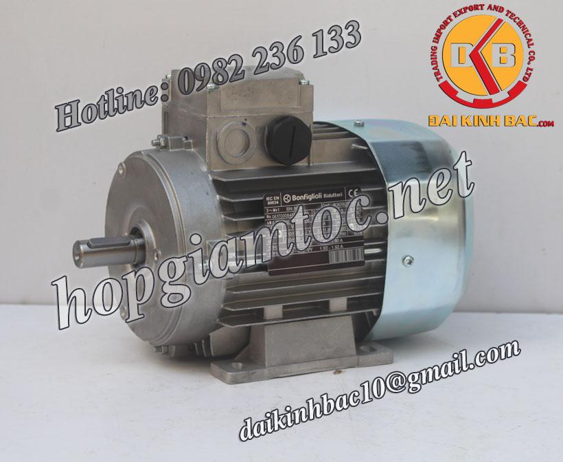 Motor I N Bonfiglioli Ch N 4kw