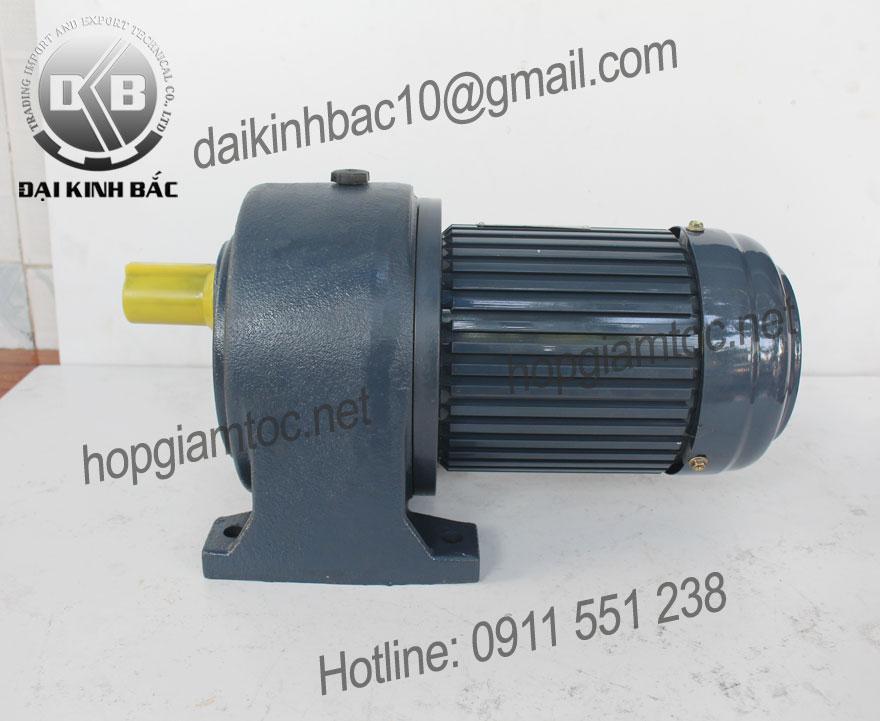 Motor giảm tốc Dolin chân đế 0.4kw