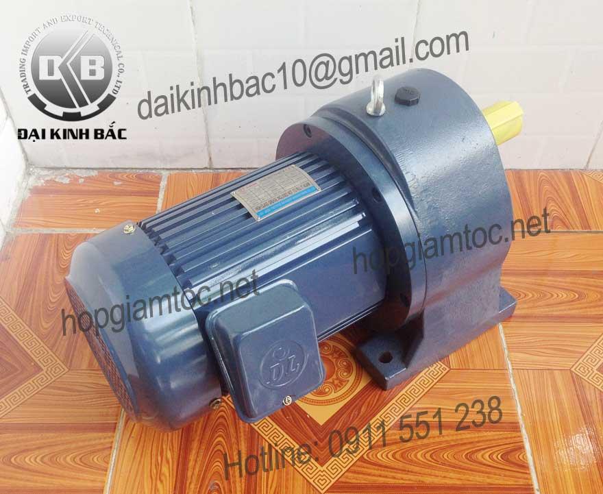 Motor giảm tốc Dolin chân đế 0.75kw