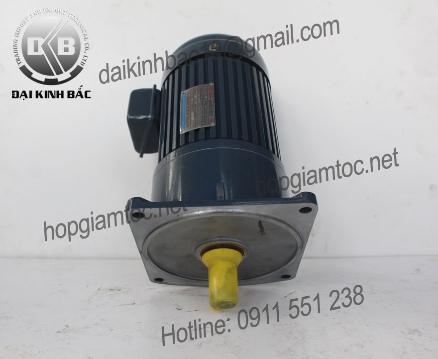 Motor giảm tốc Dolin mặt bích 0.1kw