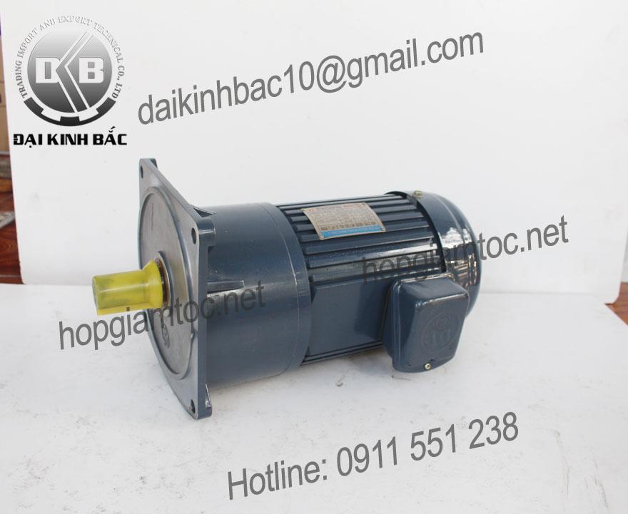 Motor giảm tốc Dolin mặt bích 0.2kw