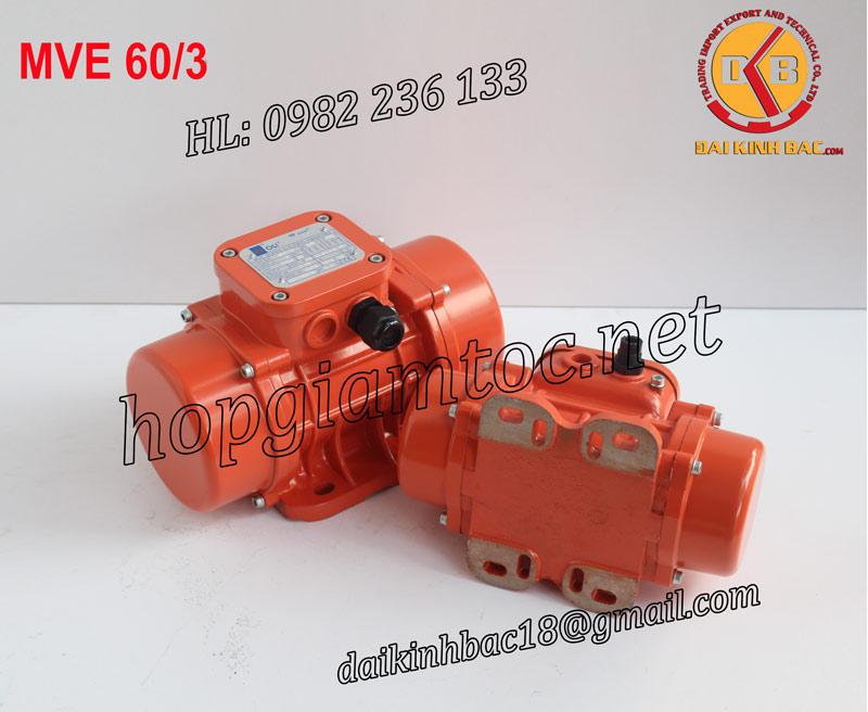 MOTOR RUNG 0.08KW MVE 60/3