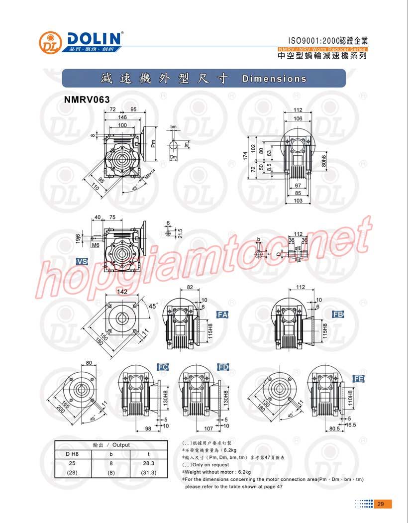 thong-so-Worm-reducer-nmrv-size-63-80B5-Dai-Kinh-Bac