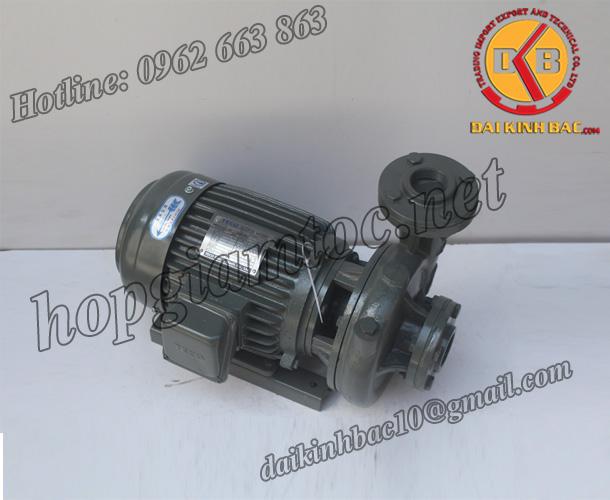 BƠM NƯỚC TECO G-31-50 2P 1HP 0.75KW