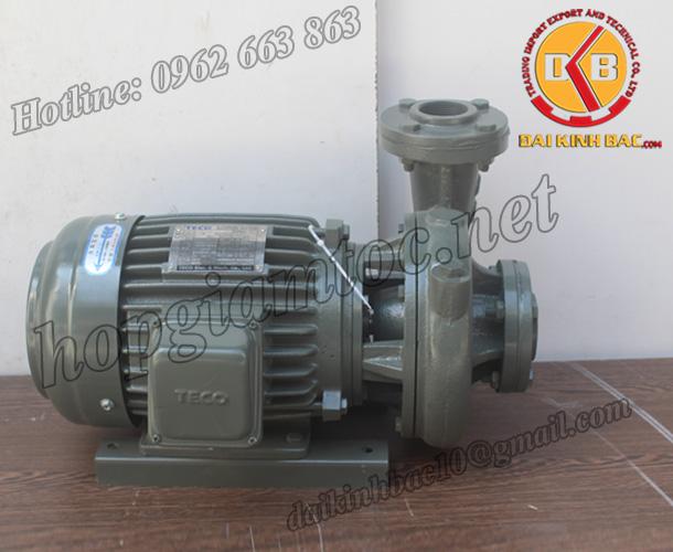BƠM NƯỚC TECO G-315-65 2P 15HP 11KW