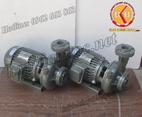 BƠM NƯỚC TECO G-320-100 4P 20HP 15KW