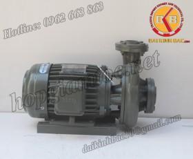 BƠM NƯỚC TECO G-33-50 4P 3HP 2.2KW