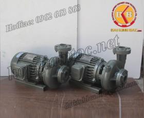 BƠM NƯỚC TECO G-35-100 4P 5HP 3.7KW