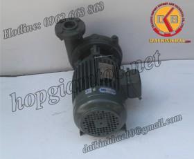 BƠM NƯỚC TECO G-37-65 4P 7.5HP 5.5KW