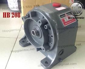Đầu giảm tốc liming HB 208