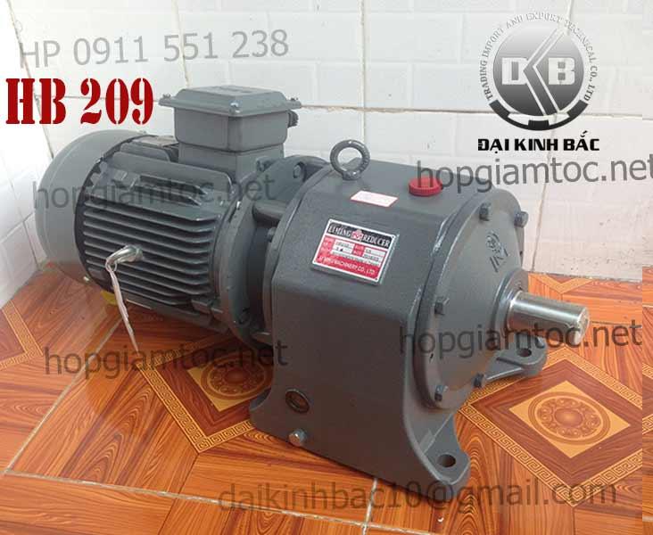 Đầu giảm tốc liming HB 209