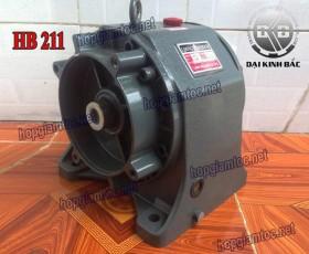 Đầu giảm tốc liming HB 211