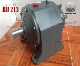 Đầu giảm tốc liming HB 212