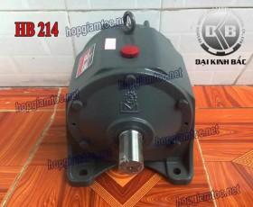 Đầu giảm tốc liming HB 214