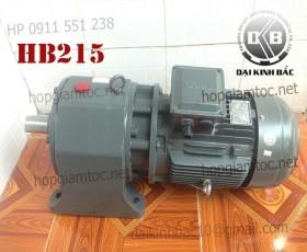 Đầu giảm tốc liming HB 215