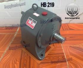 Đầu giảm tốc liming HB 219