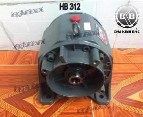 Đầu giảm tốc liming HB 312