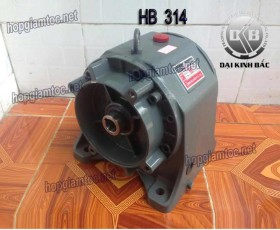 Đầu giảm tốc liming HB 314