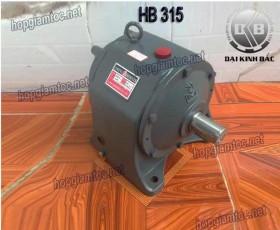 Đầu giảm tốc liming HB 315