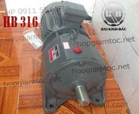 Đầu giảm tốc liming HB 316