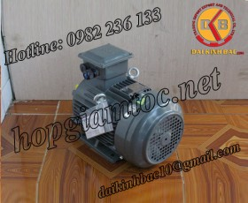 Motor điện Teco chân đế 2.2kw