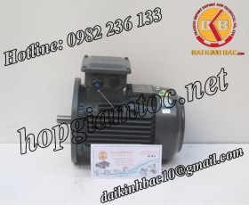 Motor điện Teco mặt bích 1.1kw