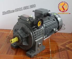 Motor điều chỉnh tốc độ bẳng cơ, điều tốc cơ UDL