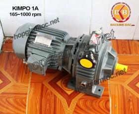 Motor điều tốc Kimpo 1hp 165~1000