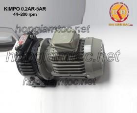 Motor điều tốc Kimpo 44~200rpm