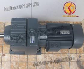 Motor giảm tốc 11kw 15HP 1/100