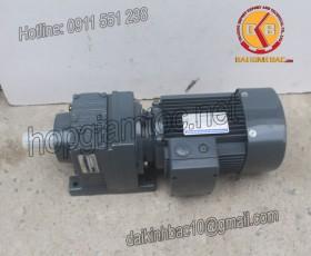 Motor giảm tốc 11kw 15HP 1/20
