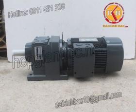 Motor giảm tốc 15kw 20HP 1/25