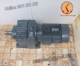 Motor giảm tốc 18.5kw 25HP 1/30