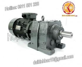 Motor giảm tốc 22kw 30HP 1/30