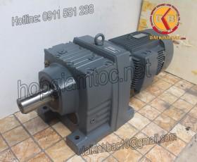 Motor giảm tốc 30kw 40HP 1/100