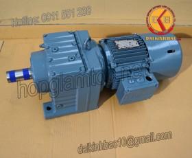 Motor giảm tốc 5.5kw 7.5HP 1/100