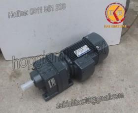Motor giảm tốc 7.5kw 10HP 1/15