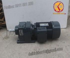 Motor giảm tốc 7.5kw 10HP 1/20