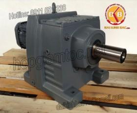 Motor giảm tốc 7.5kw 10HP 1/200