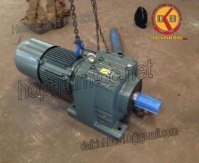 Motor giảm tốc 7.5kw 10HP 1/30