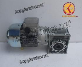 Motor giảm tốc cốt âm 0.18kw 1/10