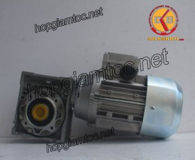 Motor giảm tốc cốt âm 0.18kw 1/20