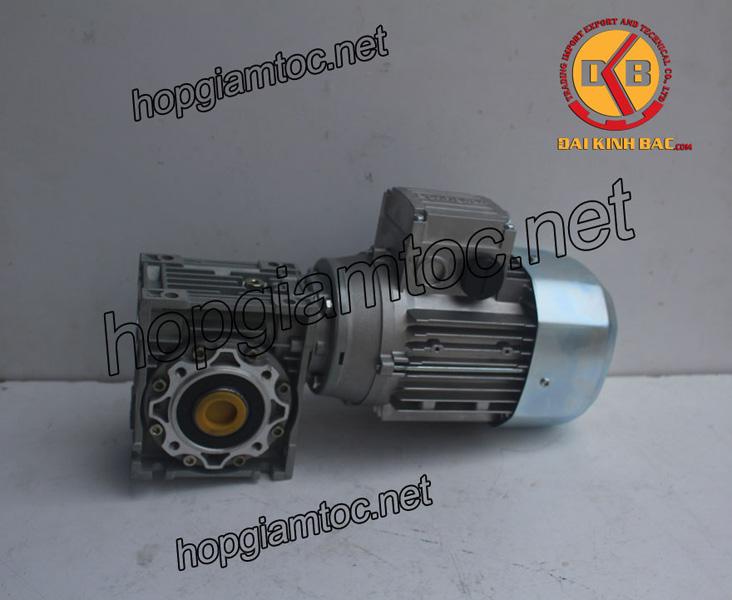 Motor giảm tốc cốt âm 0.18kw 1/5