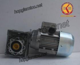 Motor giảm tốc cốt âm 0.37kw 1/10